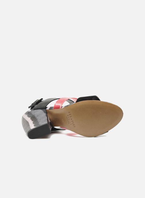 Sandales et nu-pieds Serafini Nora Multicolore vue haut