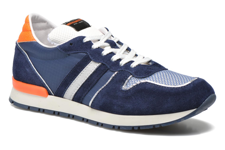 Sneakers Serafini V8 Blå detaljeret billede af skoene