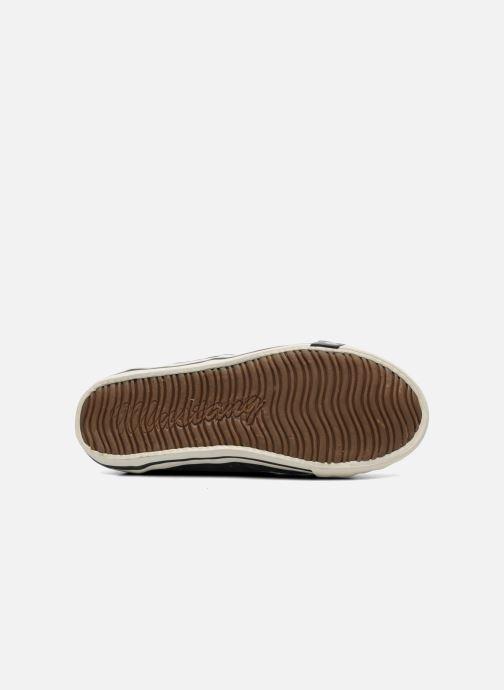 Sneaker Mustang shoes Sorala grau ansicht von oben
