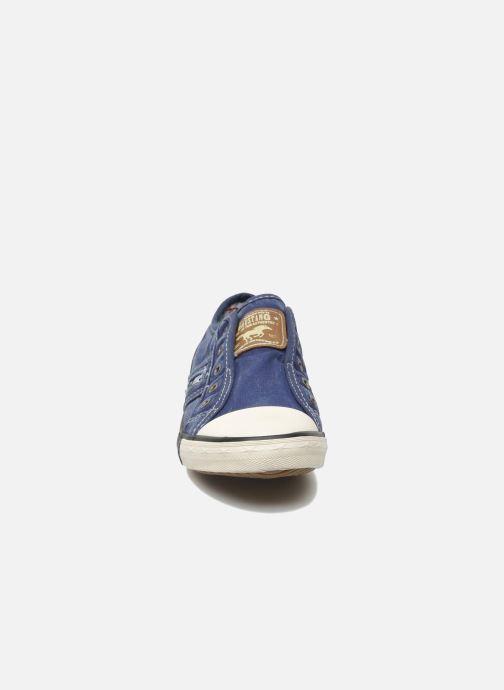Sneakers Mustang shoes Sorala Blå se skoene på