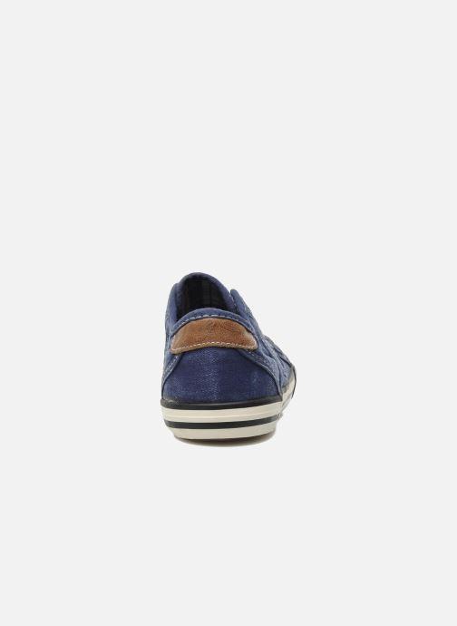 Sneakers Mustang shoes Sorala Azzurro immagine destra