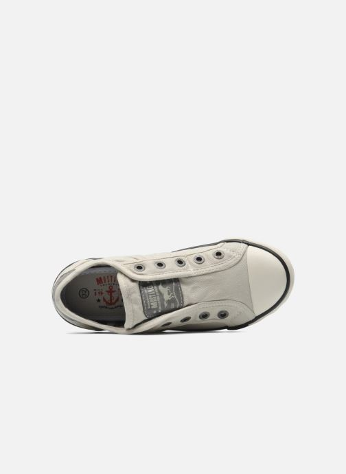 Baskets Mustang shoes Sorala Gris vue gauche