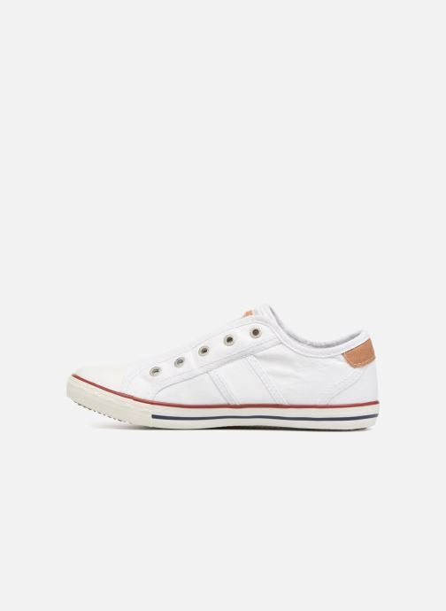 Sneakers Mustang shoes Sorala Bianco immagine frontale