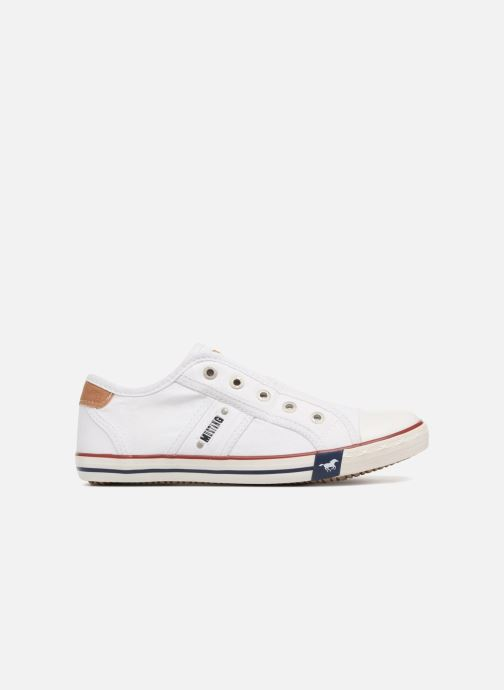 Sneakers Mustang shoes Sorala Bianco immagine posteriore