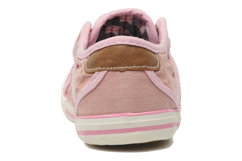 Sneakers Mustang shoes Sorala Roze rechts