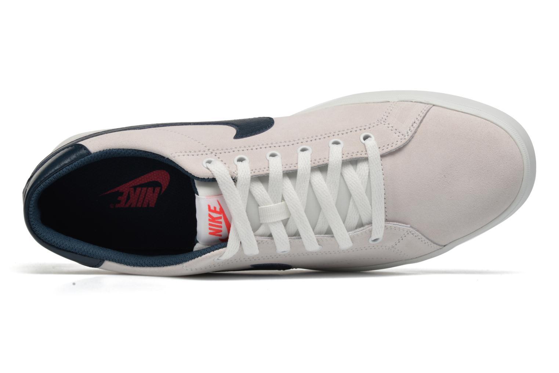 Baskets Nike nike eastham Beige vue gauche