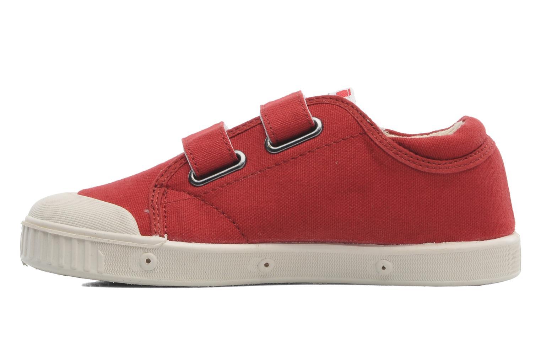 Sneakers Spring Court GE1 CVS VELCRO Rød se forfra