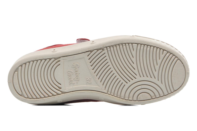 Sneakers Spring Court GE1 CVS VELCRO Rød se foroven