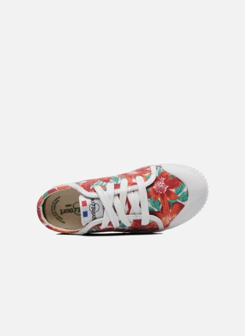 Sneakers Spring Court GE1L JUNGLE Oranje links