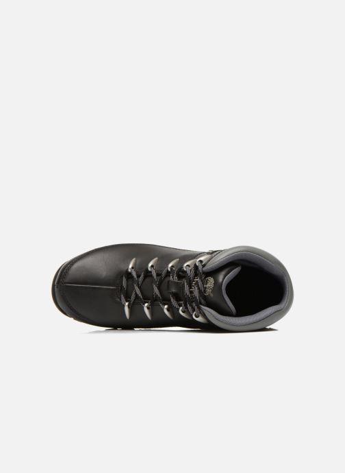 Chaussures à lacets Timberland Euro Sprint Hiker Noir vue gauche