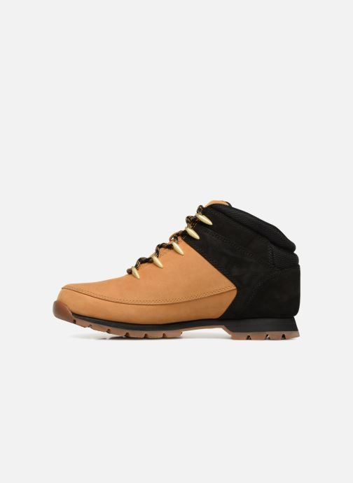 Chaussures à lacets Timberland Euro Sprint Hiker Marron vue face