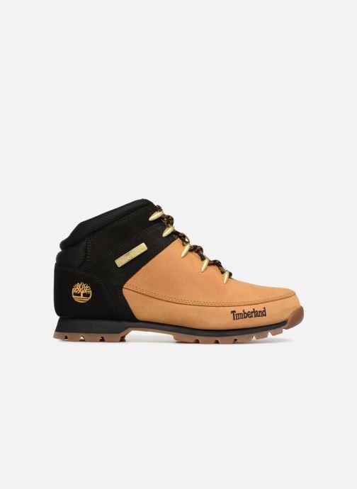 Chaussures à lacets Timberland Euro Sprint Hiker Marron vue derrière