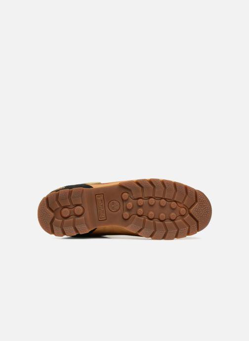 Chaussures à lacets Timberland Euro Sprint Hiker Marron vue haut