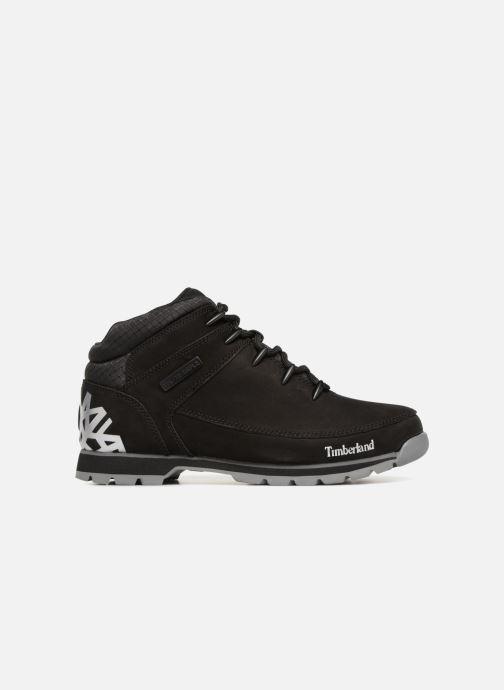 Chaussures à lacets Timberland Euro Sprint Hiker Noir vue derrière