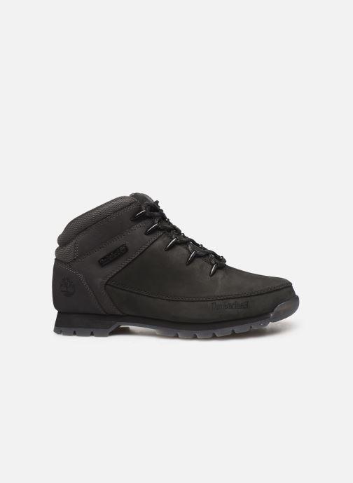 Zapatos con cordones Timberland Euro Sprint Hiker Negro vistra trasera