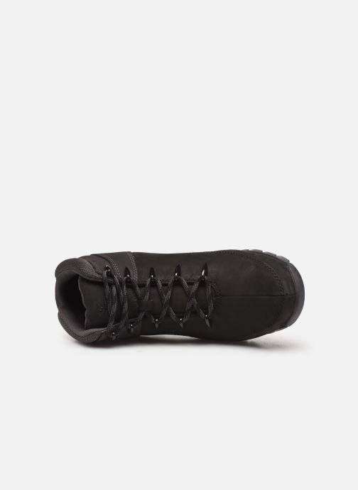 Zapatos con cordones Timberland Euro Sprint Hiker Negro vista lateral izquierda