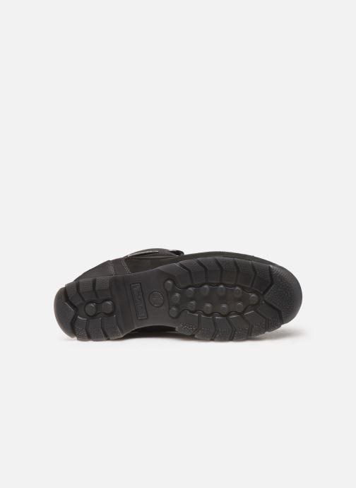 Zapatos con cordones Timberland Euro Sprint Hiker Negro vista de arriba