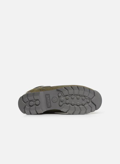 Chaussures à lacets Timberland Euro Sprint Hiker Vert vue haut