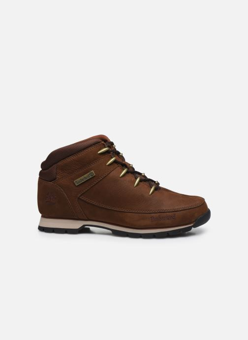 Lace-up shoes Timberland Euro Sprint Hiker Brown back view