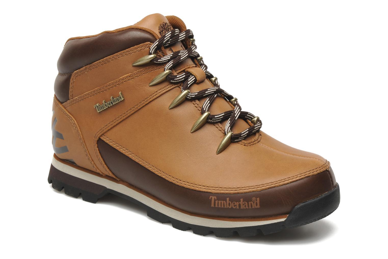 timberland homme euro sprint hiker marron