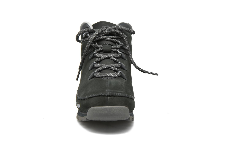 Chaussures à lacets Timberland Euro Sprint Hiker Gris vue portées chaussures