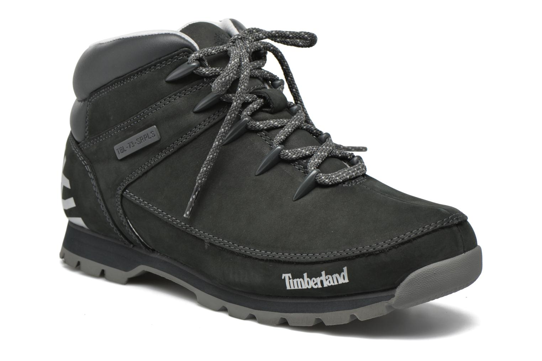Chaussures à lacets Timberland Euro Sprint Hiker Gris vue détail/paire