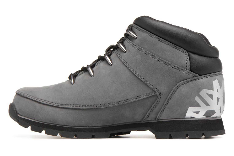 Chaussures à lacets Timberland Euro Sprint Hiker Gris vue face