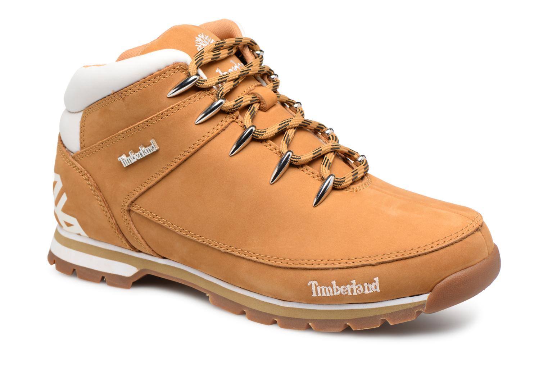 Nubuck Sprint Hiker Timberland Euro Wheat 2 TKlJcuF13