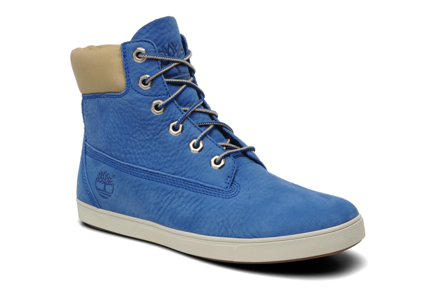 Sneakers Timberland Earthkeepers Deering 6   Boot Azzurro vedi  dettaglio paio 839406f967e
