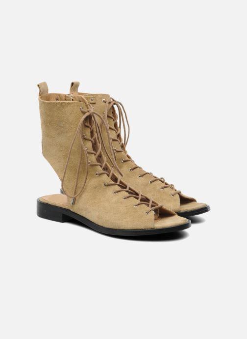 Sandals Vanessa Bruno Vladior Beige 3/4 view