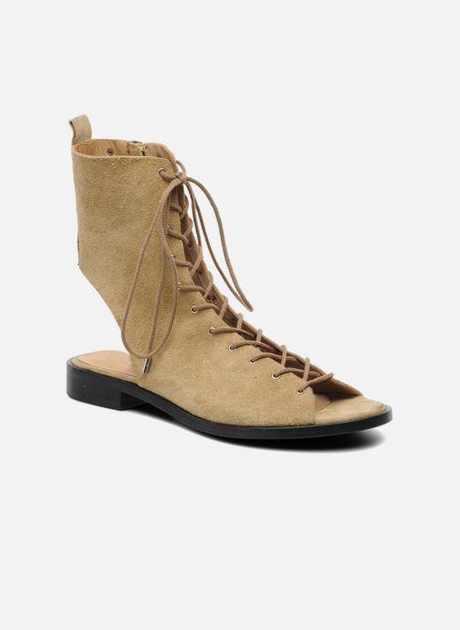 Sandales et nu-pieds Vanessa Bruno Vladior Beige vue détail/paire
