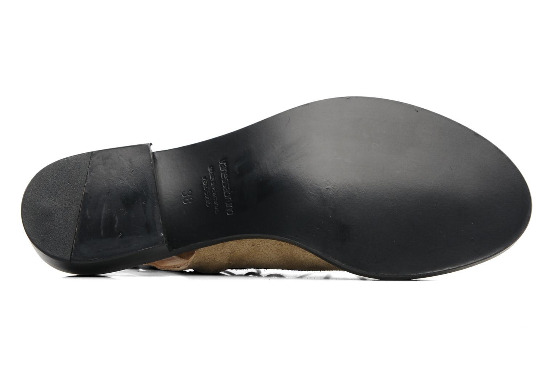 Sandales et nu-pieds Vanessa Bruno Vladior Beige vue haut