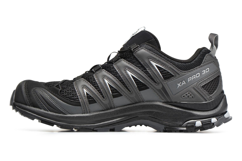 Zapatillas de deporte Salomon XA Pro 3D Negro vista de frente