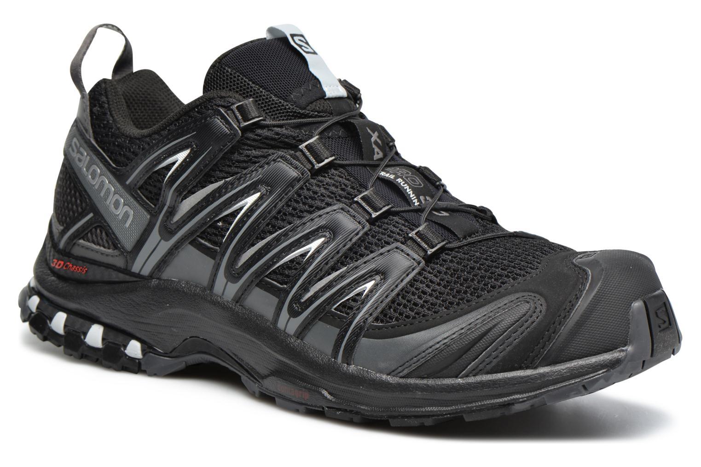 Zapatillas de deporte Salomon XA Pro 3D Negro vista de detalle / par
