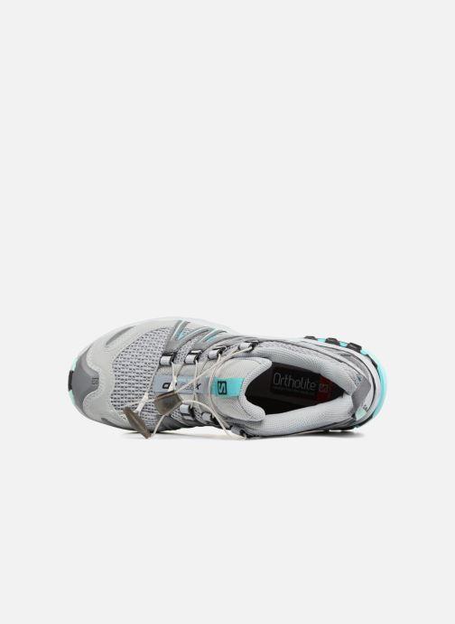 Chaussures de sport Salomon XA Pro 3D W Gris vue gauche