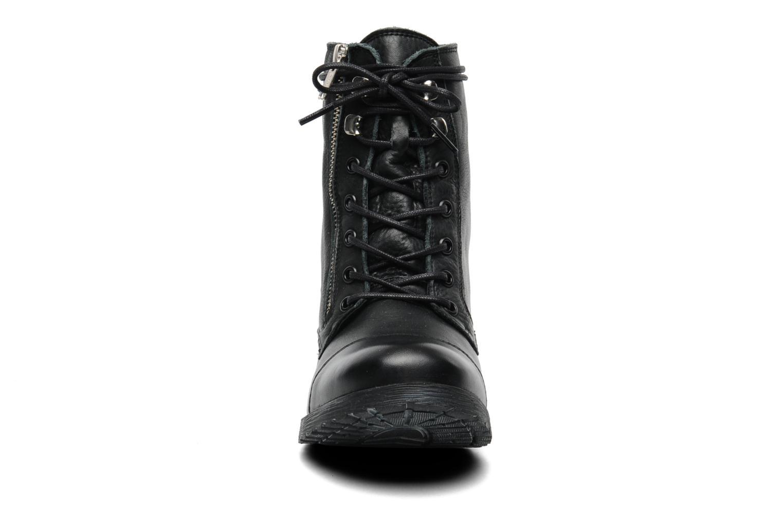 Bottines et boots Aldo Alodia Noir vue portées chaussures