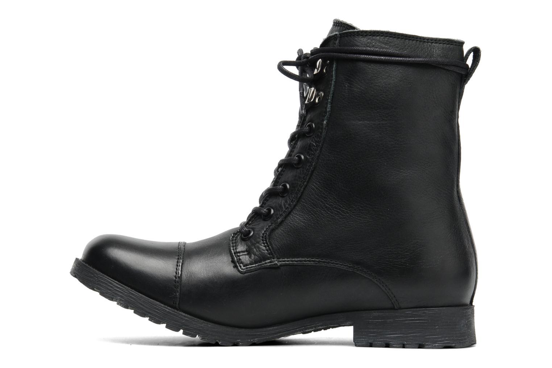 Bottines et boots Aldo Alodia Noir vue face