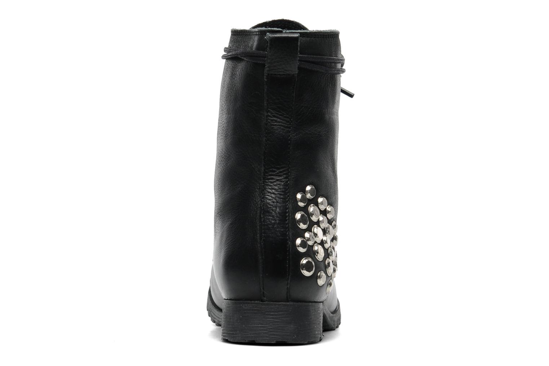 Bottines et boots Aldo Alodia Noir vue droite