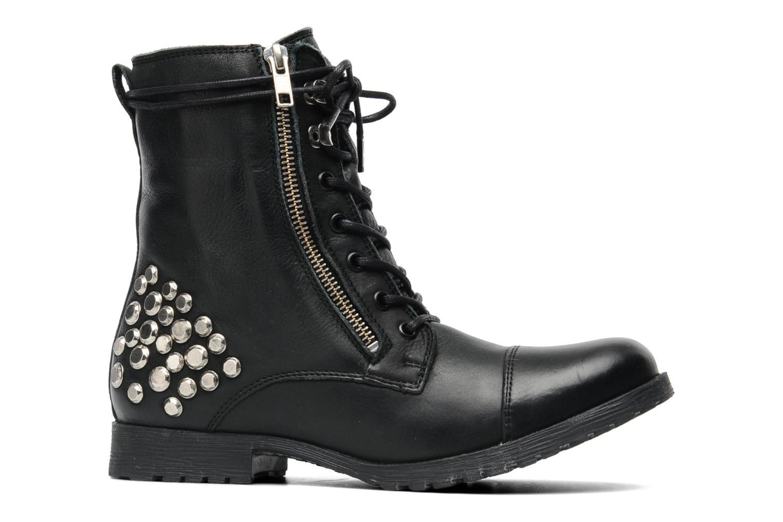 Boots en enkellaarsjes Aldo Alodia Zwart achterkant