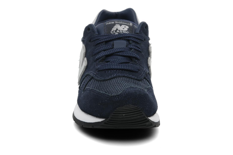 Baskets New Balance K1300 Bleu vue portées chaussures