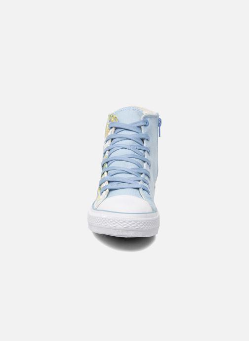 Baskets Little Marcel Brazila Multicolore vue portées chaussures