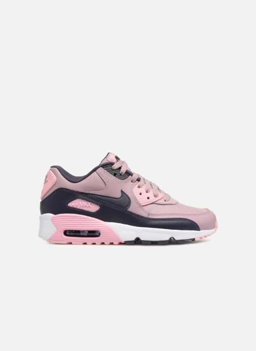 Sneakers Nike AIR MAX 90 LE (GS) Roze achterkant