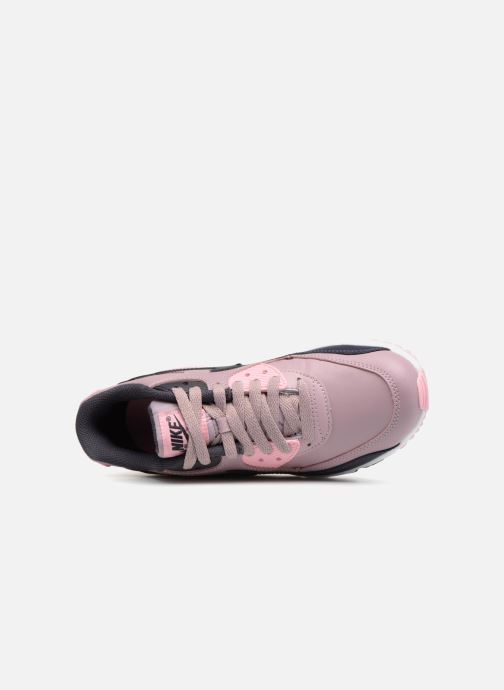 Sneakers Nike AIR MAX 90 LE (GS) Roze links