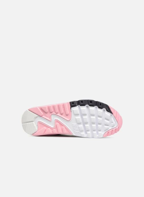 Sneakers Nike AIR MAX 90 LE (GS) Roze boven
