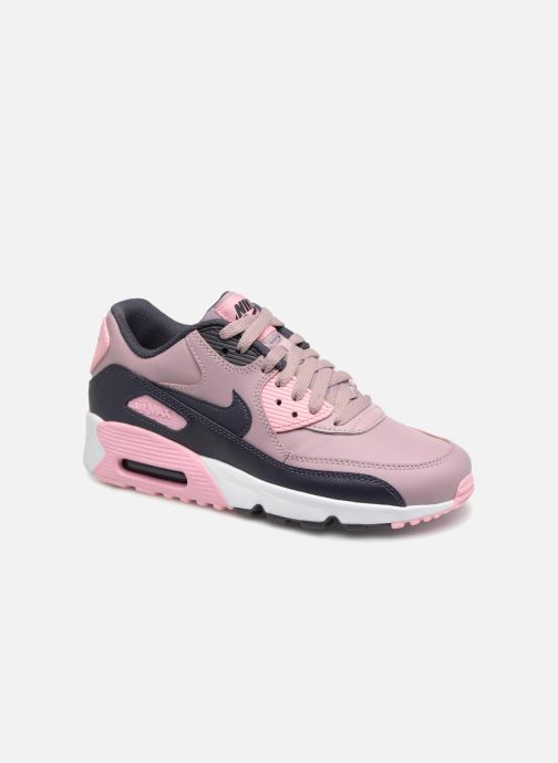 Sneakers Nike AIR MAX 90 LE (GS) Roze detail