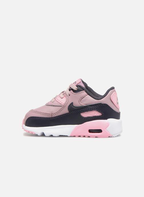 Sneaker Nike AIR MAX 90 LE (TD) rosa ansicht von vorne