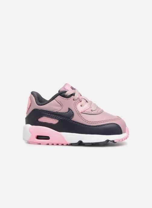 Sneaker Nike AIR MAX 90 LE (TD) rosa ansicht von hinten