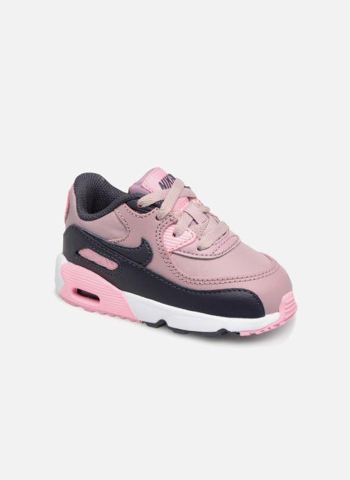 Sneaker Nike AIR MAX 90 LE (TD) rosa detaillierte ansicht/modell