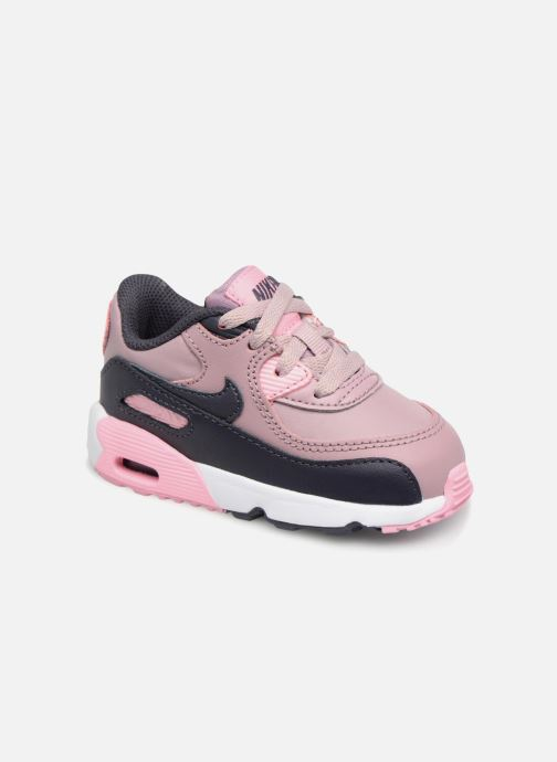 best website b8b16 67a01 Sneaker Nike AIR MAX 90 LE (TD) rosa detaillierte ansichtmodell