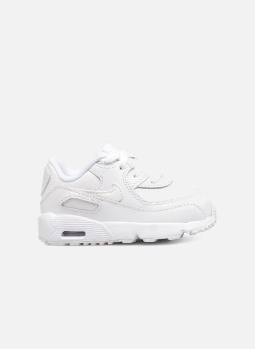 Trainers Nike AIR MAX 90 LE (TD) White back view
